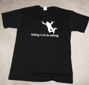 -Blinc Magazine T-shirt