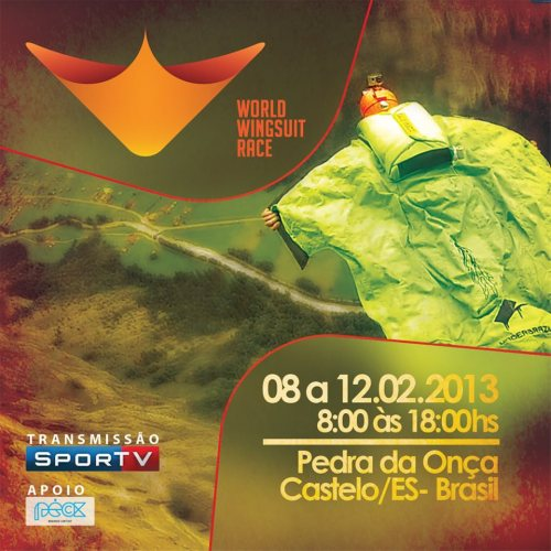 World Wingsuit Race-Brazil