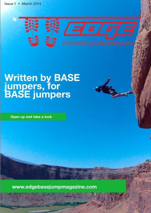 Edge Base jumping Magazine